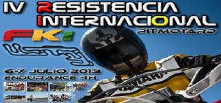 IV RESISTENCIA INTERNACIONAL PLANETAPITBIKE