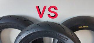 NEUMÁTICOS… PIRELLI vs PMT vs BRIDGESTONE.